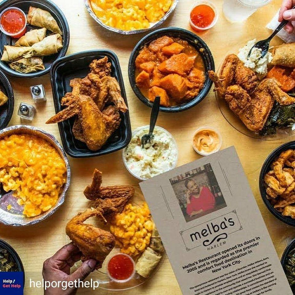 Join Melba's Restaurant at the African Restaurant Week