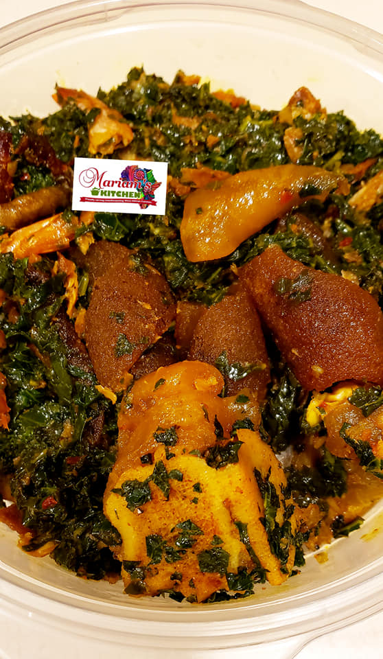 Join Chef Mariam from Mariams Kitchen LLC at the African Restaurant Week