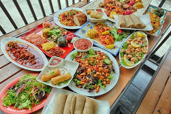 Desta Ethiopian Kitchen African Restaurant Week