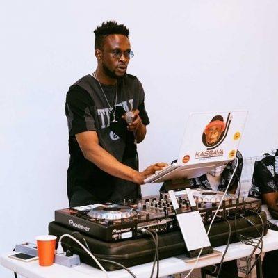 DJ KASSAVA - SQUARE